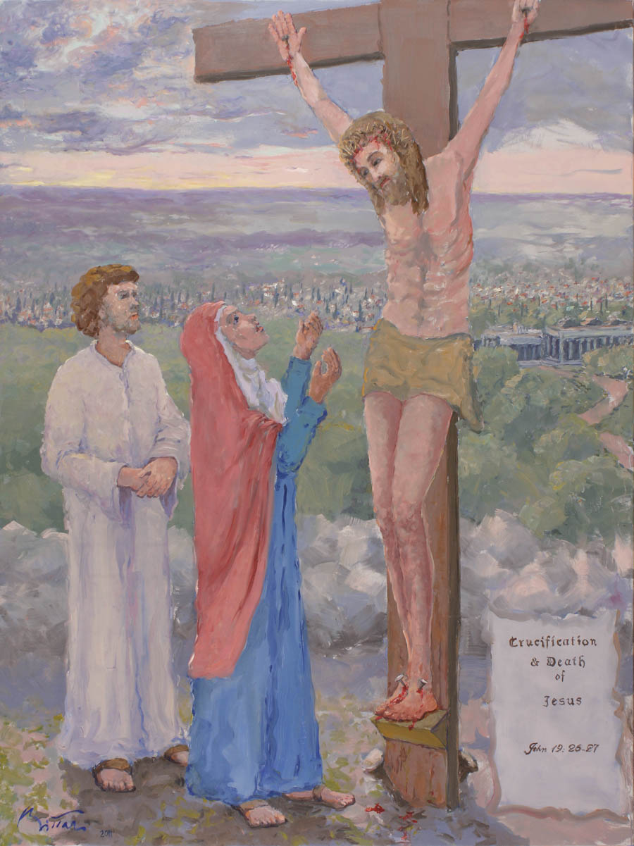 Crucification of Jesus Christ
